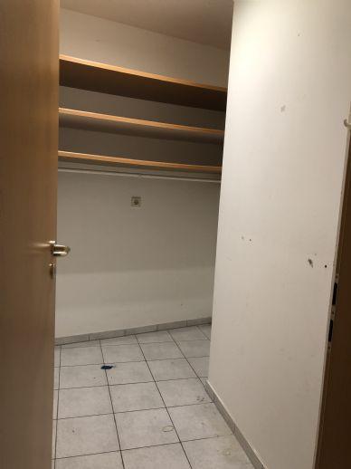 Abstellraum.Ankleidezimmer