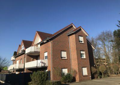 Schöne helle Wohnung in Lingen-Darme
