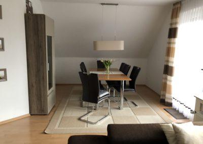 Große, helle Dachgeschoss-Whg, 86 m², Südbalkon, Meppener Straße