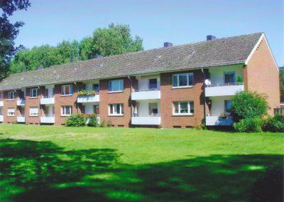 Kleine Erdgeschosswohnung in Reuschberge