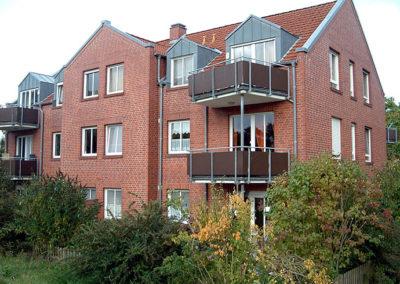 Helle Wohnung in Reuschberge